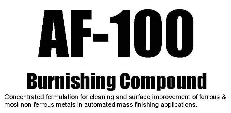 AF-100 label-2