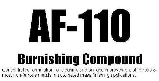 AF-110 label