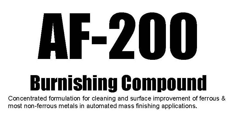 AF-200 label