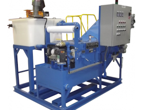 waste water vibratory finishing equipment copy